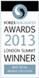 Forex Magnates London Summit Award 2013