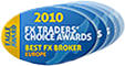 FX Traders' 2010