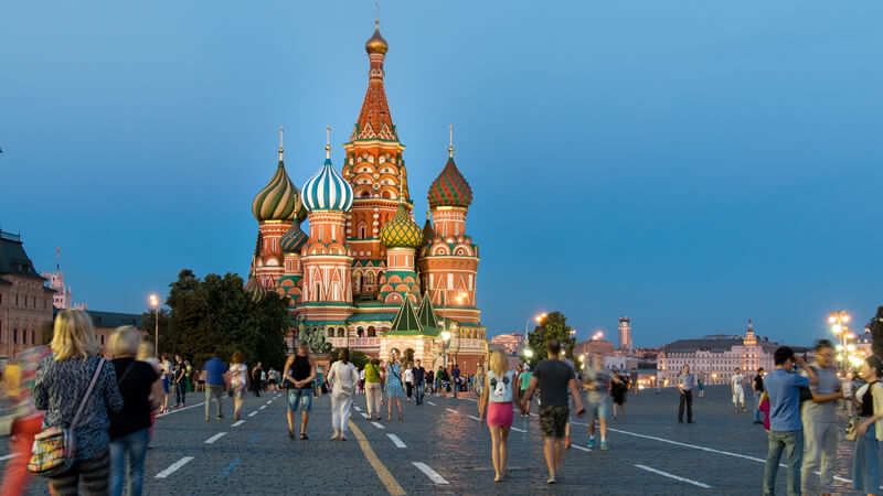 俄罗斯 二月 俄罗斯消费者物价指数月率好于预期:实际值(0.8%)